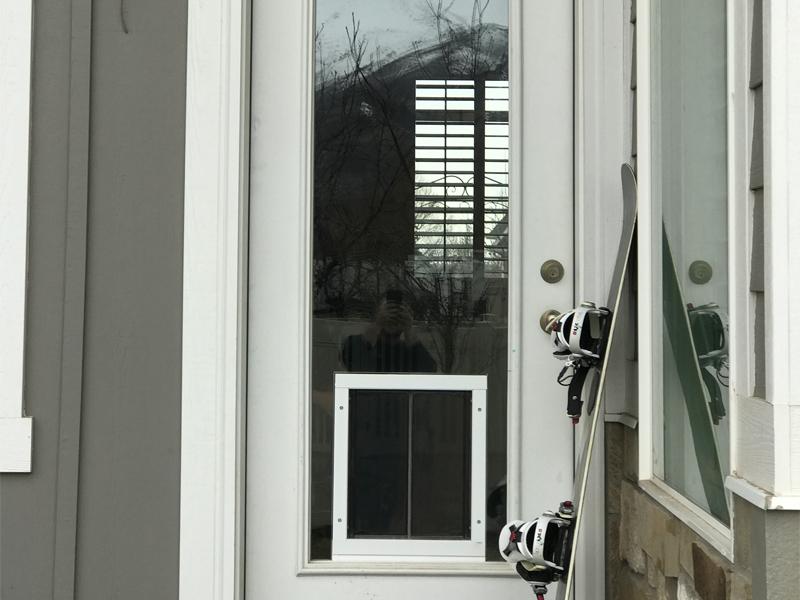 Door Guide Utah Pet Access Pet Door Installation