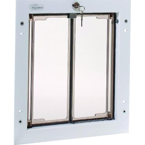 We pride ourselves on being able to satisfy our customer's pet door install needs